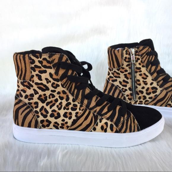 Steve Madden Shoes | Mens Leopard